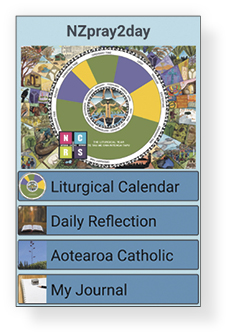 New app available for daily prayer Archdiocese of Wellington
