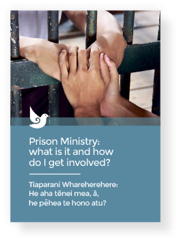 Invitation to get involved in prison ministry Archdiocese of Wellington