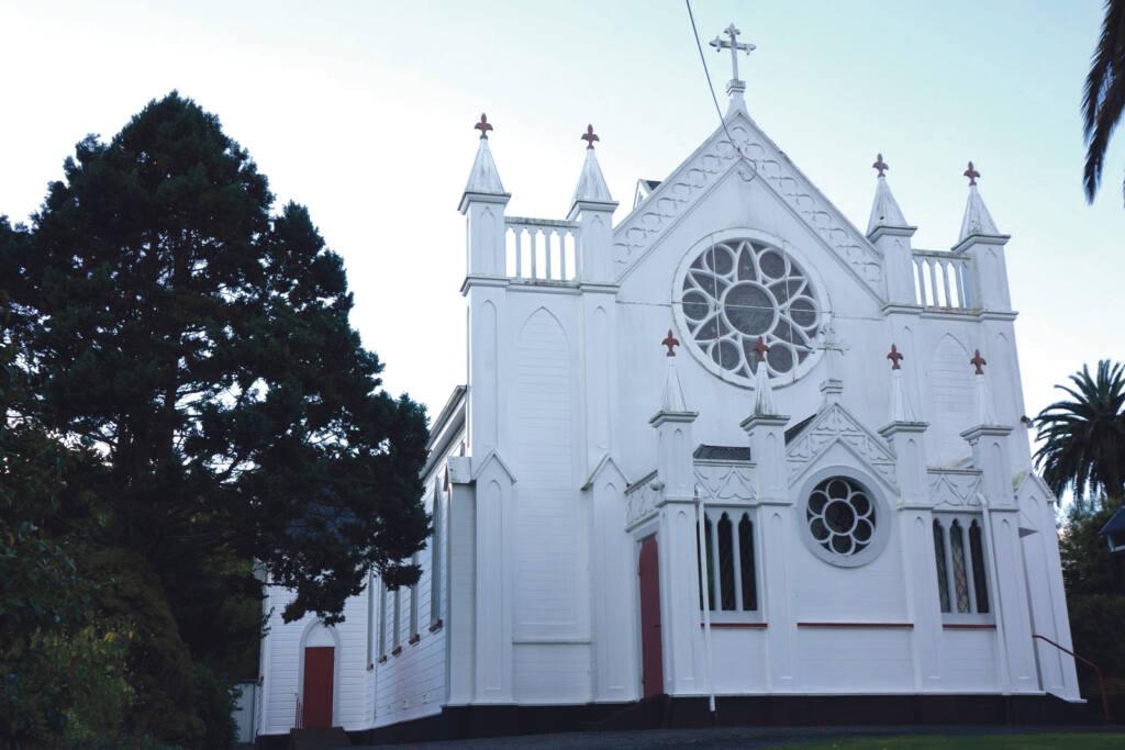 St Patrick's Waipawa 150th Jubilee Archdiocese of Wellington
