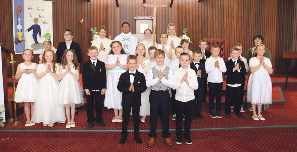 First Communion Celebrations Archdiocese of Wellington