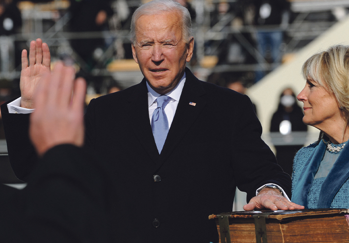 Contrasting messages to President Biden Archdiocese of Wellington