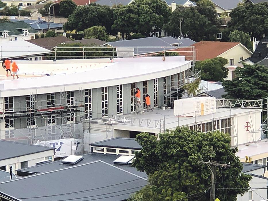 St Francis de Sales Church transformed Archdiocese of Wellington