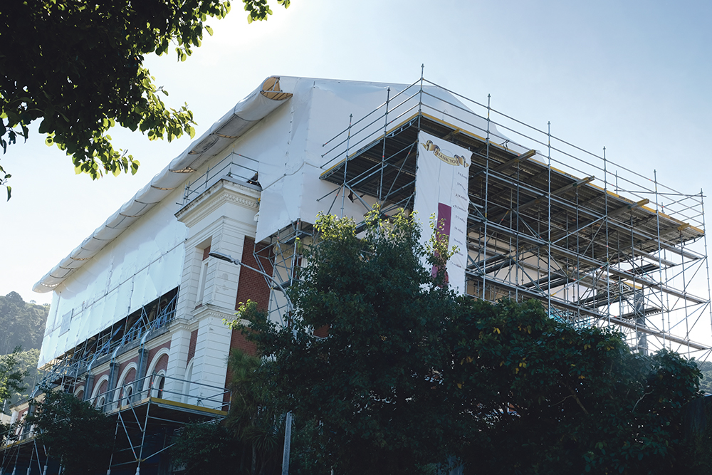 Cathedral column: Cathedral restoration progresses Archdiocese of Wellington