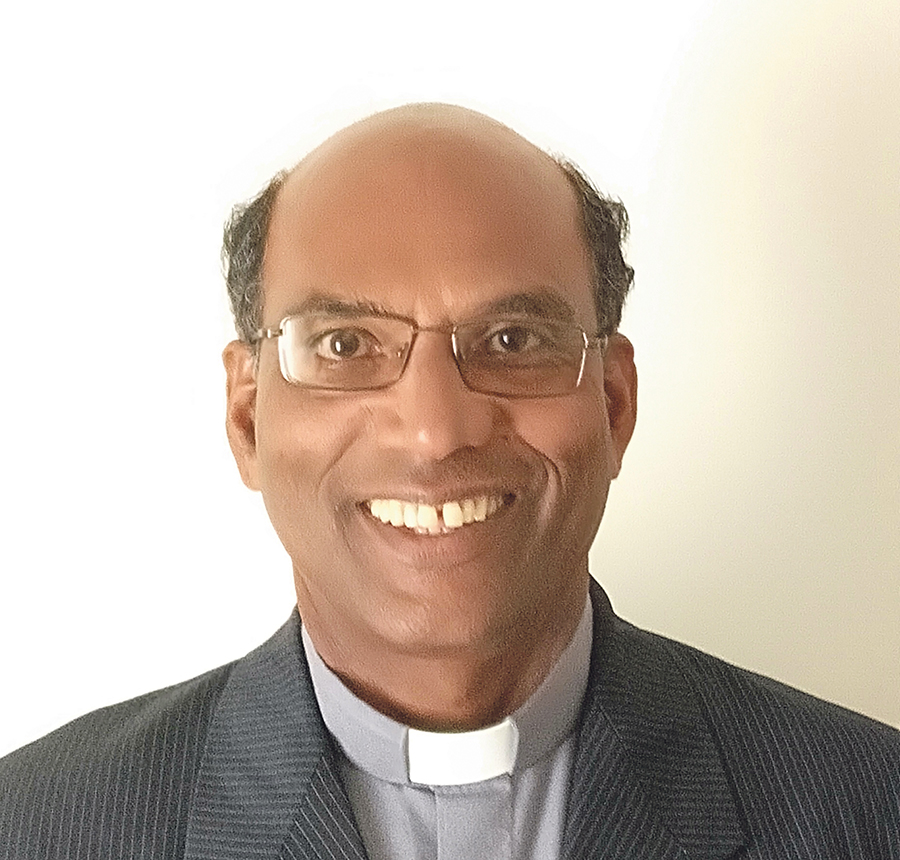 New rector for Holy Cross Archdiocese of Wellington