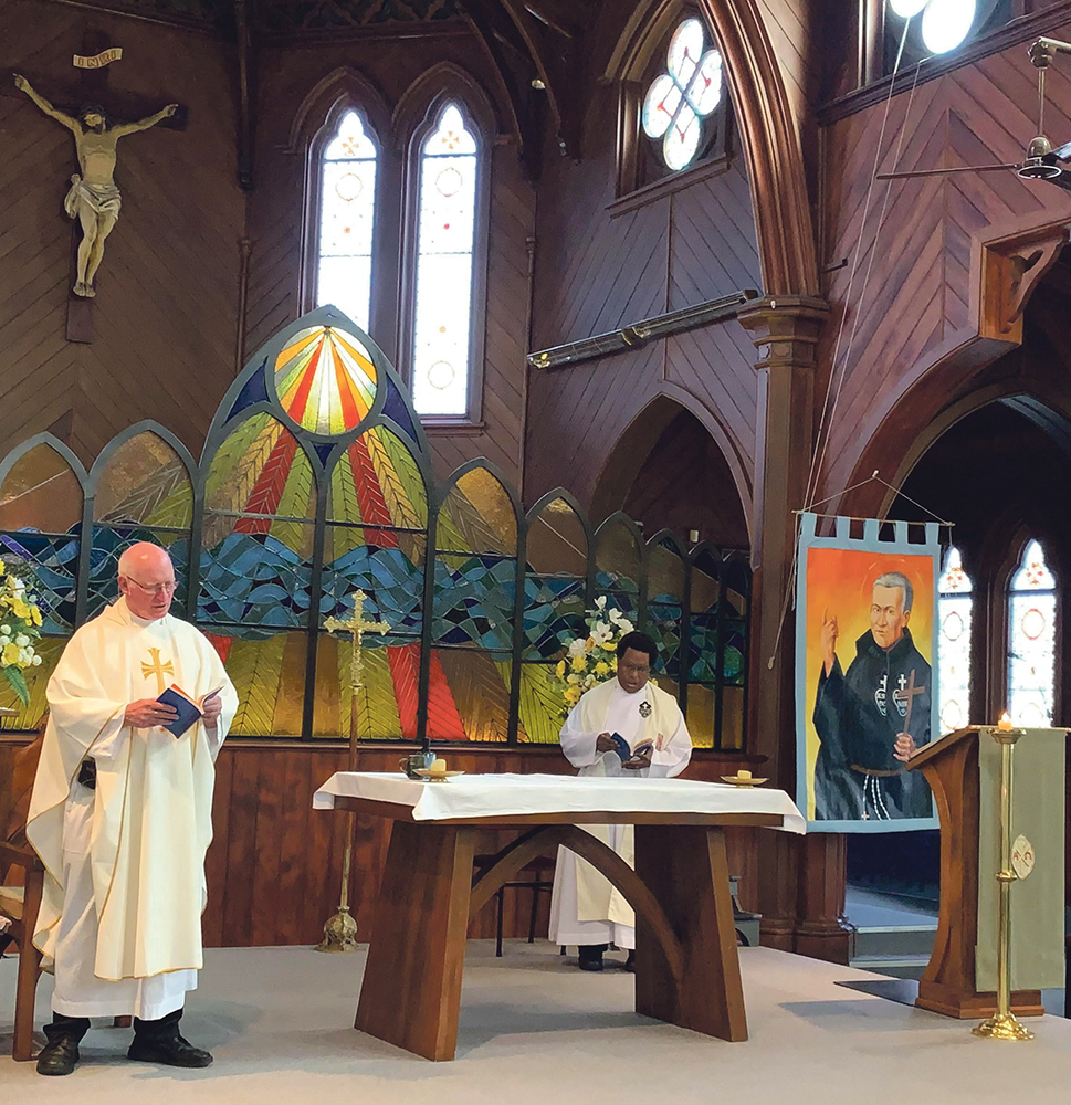 Fifty years of missionary activity Archdiocese of Wellington