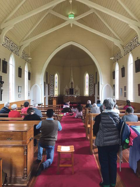 Journey to Hiruhārama–Jerusalem Archdiocese of Wellington