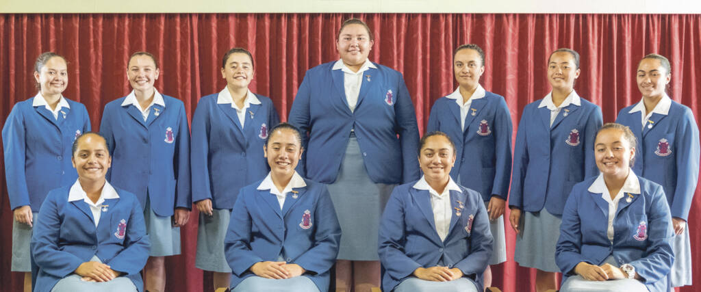 Catholic College Dux and Special Character Awards 2020 and Student Leaders 2021 Archdiocese of Wellington