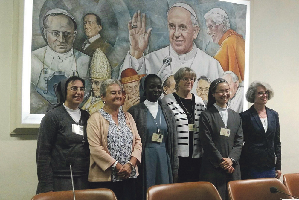 More women in Vatican and Curia Archdiocese of Wellington