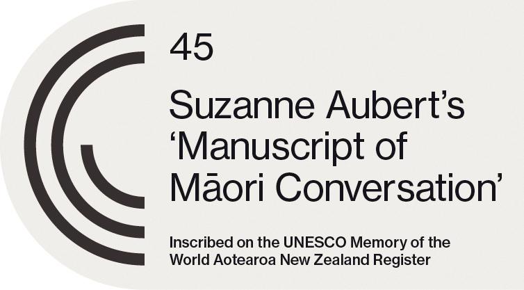 UNESCO recognises Suzanne Aubert's 'Manuscript of Māori Conversation' Archdiocese of Wellington