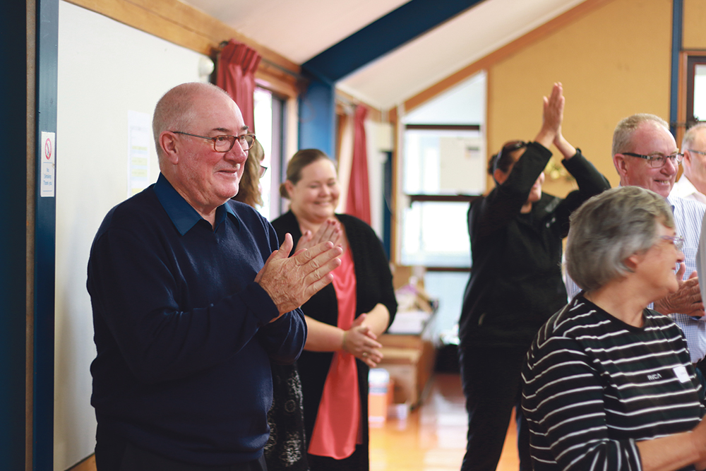 Diocese pays tribute to Mons Brian Walsh Archdiocese of Wellington