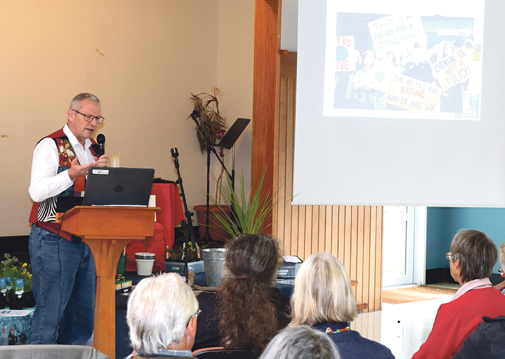 Climate change – we can still make a difference Archdiocese of Wellington