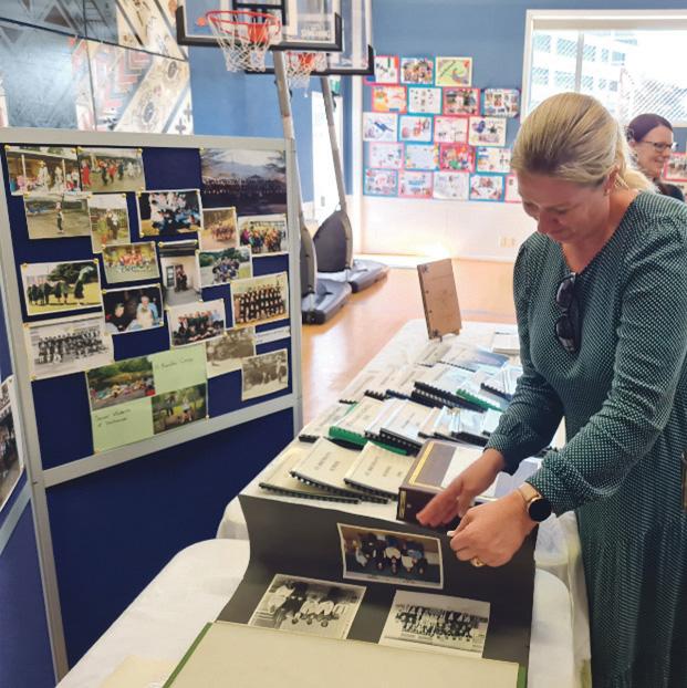 Birthday celebrations at Heretaunga Archdiocese of Wellington