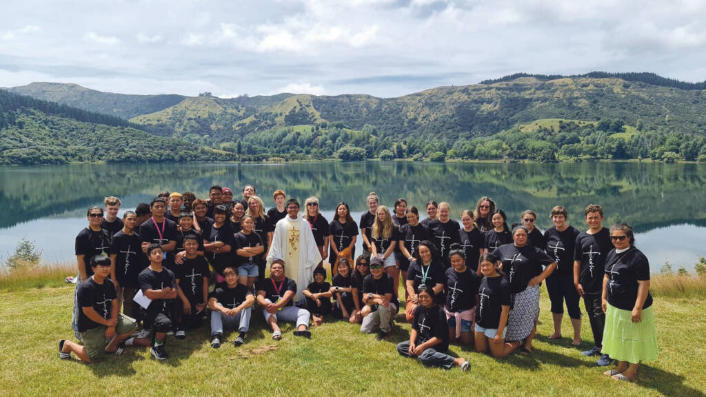National Vocations Awareness Week: 25 April–1 May 2021 Archdiocese of Wellington