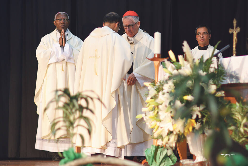 Filipino community celebrates 500 years Archdiocese of Wellington