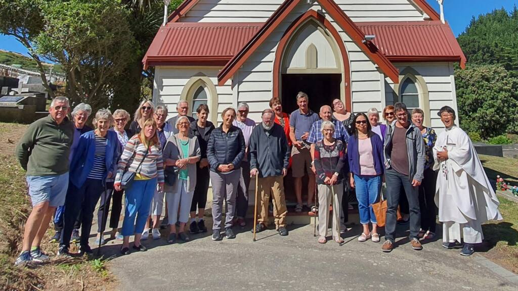 Installation Mass for Fr Andrew Kim at Plimmerton Archdiocese of Wellington