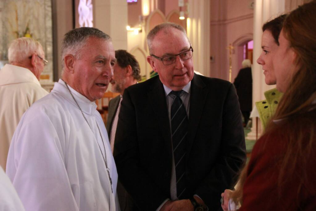 Papal award for Tony Murphy Archdiocese of Wellington