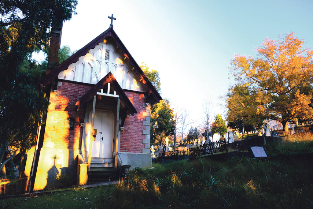 Pioneer missionary's chapel to be restored Archdiocese of Wellington