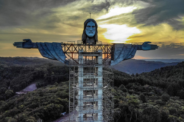 Brazil building new giant Christ statue Archdiocese of Wellington