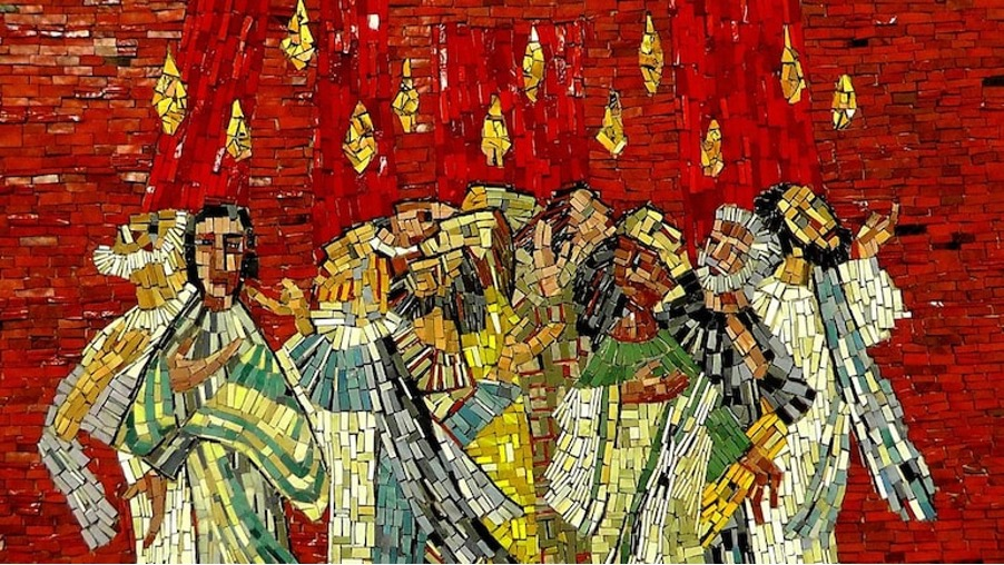 Pentecost Sunday, 23 May 2021 Archdiocese of Wellington