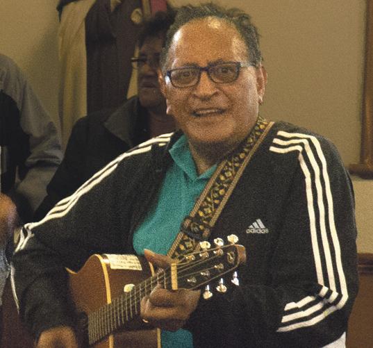 Rīhari Tiki te Aroha Puanaki – Rest in Peace Archdiocese of Wellington