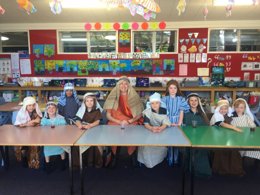 Reefton last supper Archdiocese of Wellington