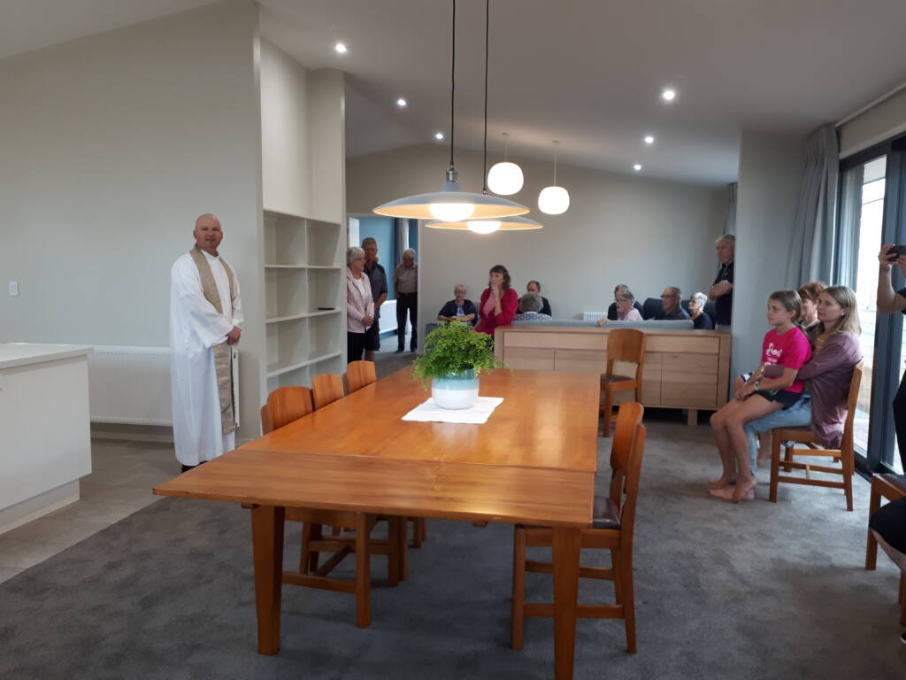 New Plymouth's new presbytery Archdiocese of Wellington