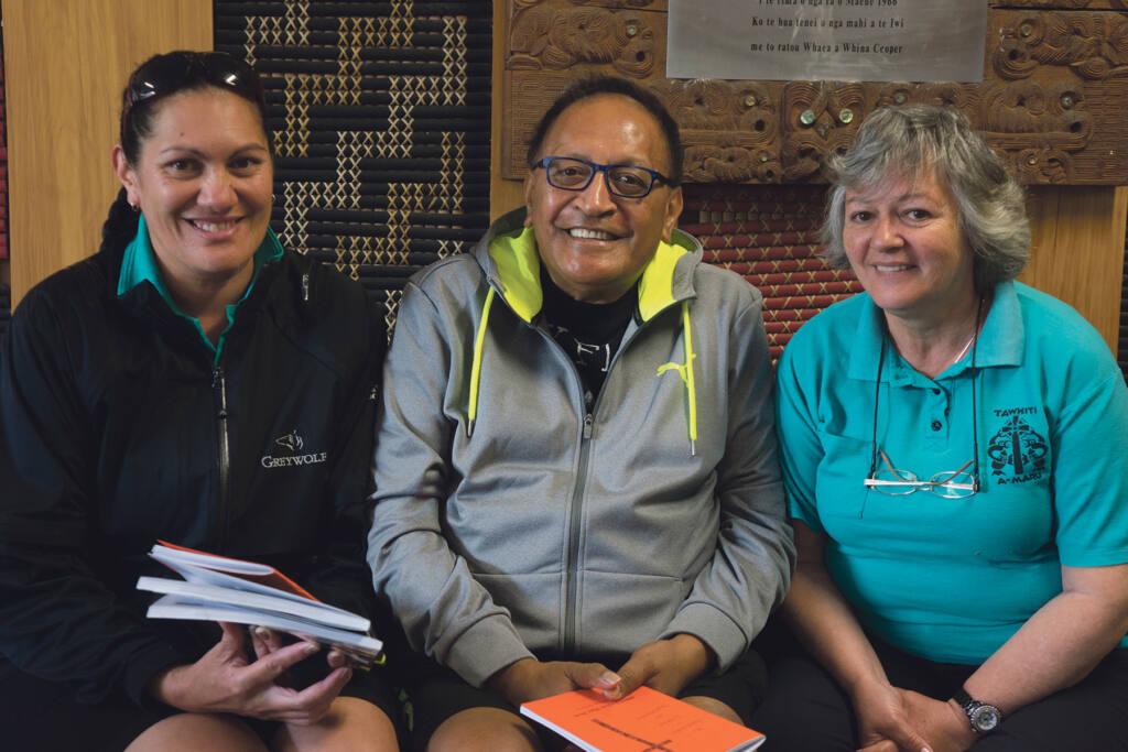 Rīhari Tiki te Aroha Puanaki – RIP Archdiocese of Wellington