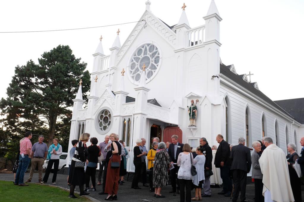 Waipawa's Catholic Church celebrates 150 years Archdiocese of Wellington