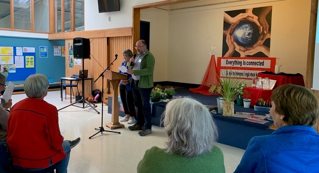 Commission for Ecology Justice and Peace Archdiocese of Wellington