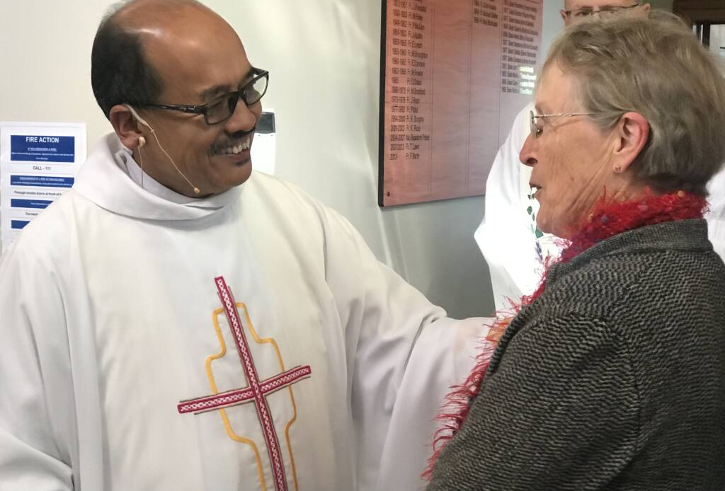 30-years as 'man of the cloth' Archdiocese of Wellington