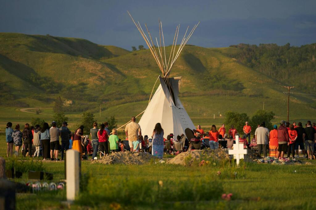 Canadian indigenous leaders want papal apology Archdiocese of Wellington