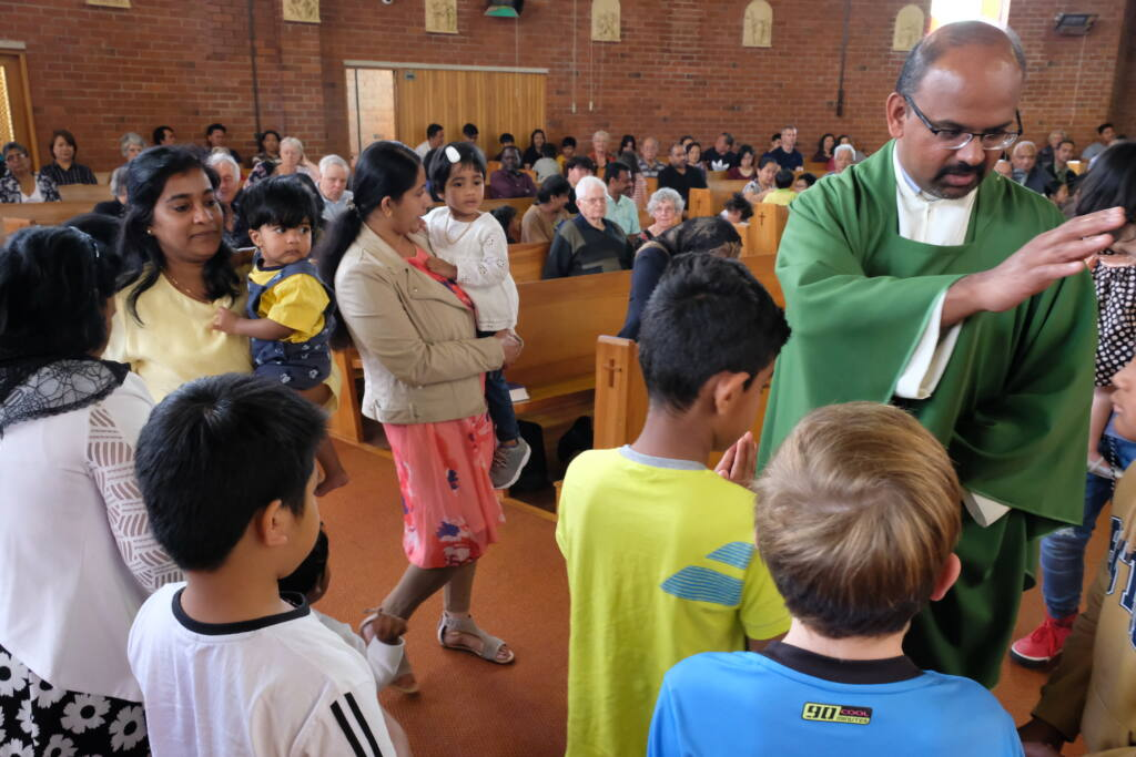 Catholics Thinking – The coming of the Fourth Church Archdiocese of Wellington