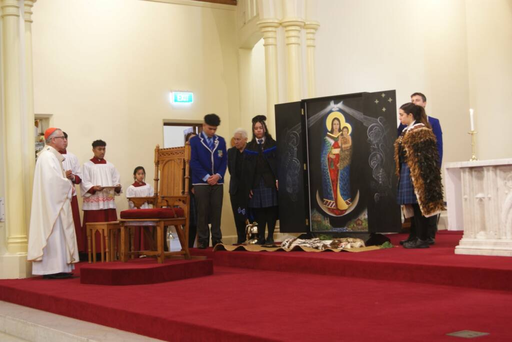 Te Ara a Maria - Rededication Mass Archdiocese of Wellington