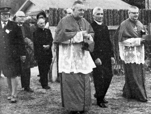 Pā Wiremu Hākopa Toa Te Āwhitu Remembered Archdiocese of Wellington