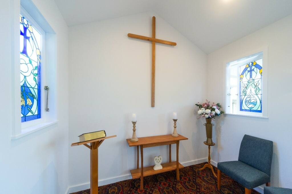 New chapel for Ozanam House, Palmerston North Archdiocese of Wellington