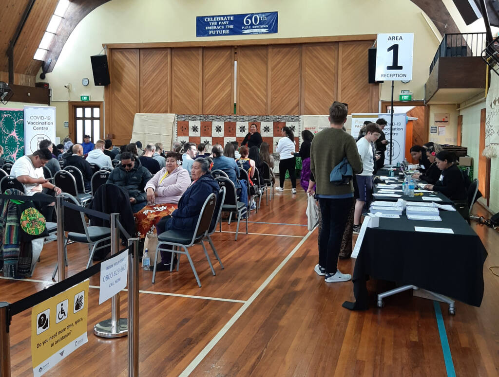 Ecumenical response to Covid-19 vaccination Archdiocese of Wellington