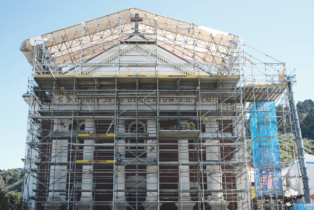 Cathedral Corner: House sales latest help for Cathedral Archdiocese of Wellington