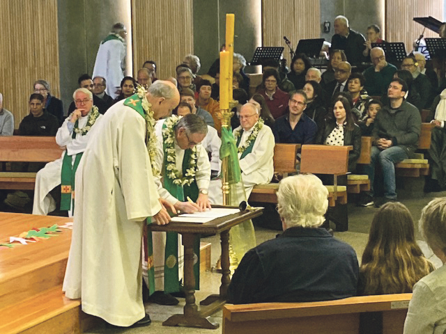 History made for Church in Wellington Central Archdiocese of Wellington